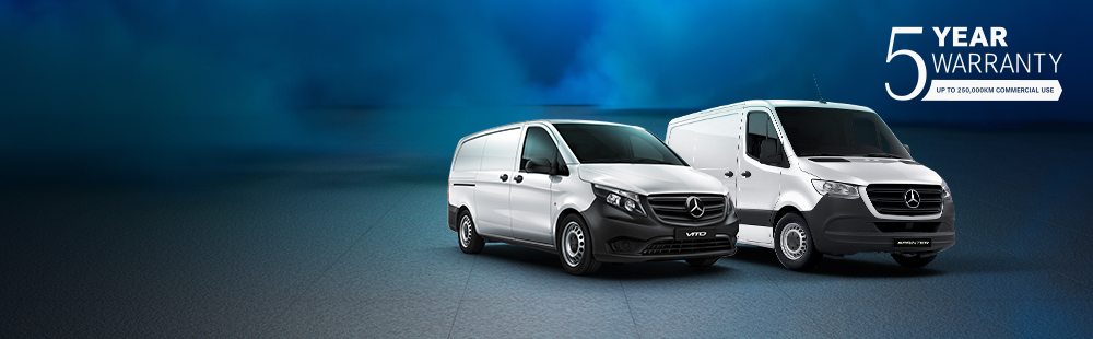 The new Vito & Sprinter.
