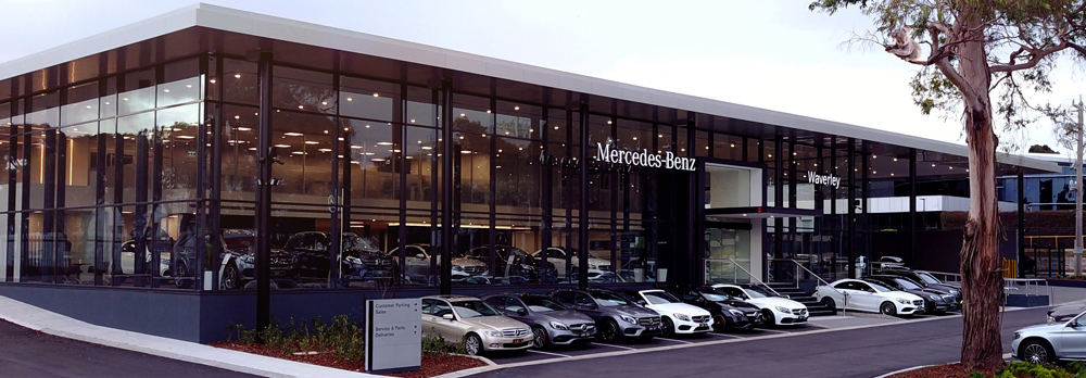 Welcome to Mercedes-Benz Waverley