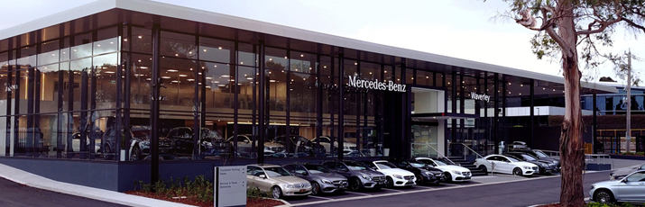 Careers at Mercedes-Benz Waverley